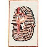 Mosaico Tutankamón 535 mm x 345 mm