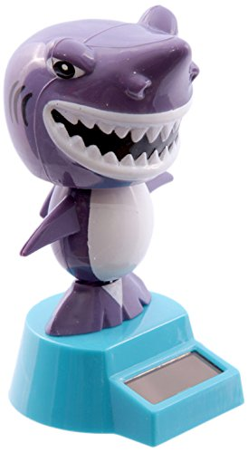 Puckator-FF47-Figurine-Solaire-Requin