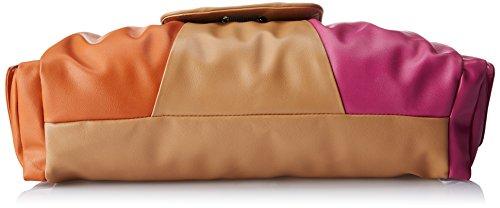 Butterflies Women's Shoulder Bag (Multi-Color) (BNS 0388)