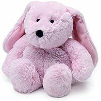 Cozy Plush Pink Bunny Heatable Soft Toy