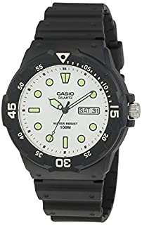 Casio Quartz Watch Analogue Display and Resin Strap 19852 (B0065BBN7W) | Amazon price tracker / tracking, Amazon price history charts, Amazon price watches, Amazon price drop alerts