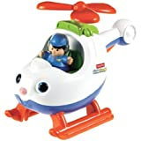 Fisher-Price Little People Spin n' Fly Helicopter