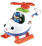Best Fisher-Price Toys 4 Year Olds - Fisher Price Little People Spin 'n Fly Helicopter Review