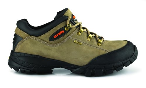 Scruffs Trekka Chaussures de sécurité Pointure 40,5 - Olive