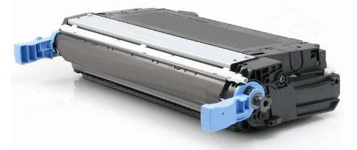 Eurotone Toner Cartridge Black remanufactured für HP CLJ CP4005 CP4005N CP4005DN - CP 4005 N DN 4005N 4005DN ersetzt CB400A Alternative Schwarz XXL - Clj Cp4005 Serie