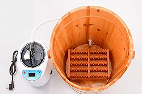 HINEW Sapin de Chine bain de pieds Spa maison baril