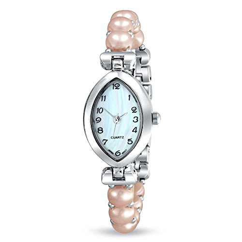 bling-jewelry-womens-freshwater-cultured-button-pearl-watch-stainless-steel-back-bridal-bracelet