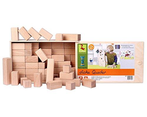 CreaBLOCKS Ergänzungspaket dicke Quader - 4