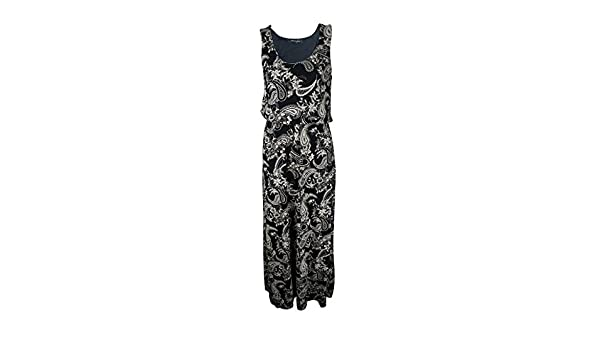 2f71298216ac WOMENS LADIES PAISLEY FLORAL PRINT PUFFBALL TOGA SUMMER BALLOON MAXI DRESS  8-14: Amazon.co.uk: Clothing