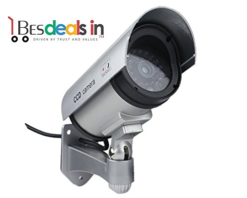 BEST DEALS - Auto Day & Night Switch Dummy CCTV Security Camera...