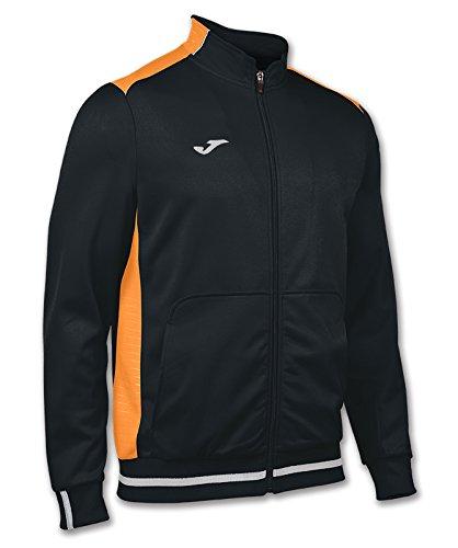 Joma Campus Sweatshirt, schwarz/Neonorange, 3XS Preisvergleich