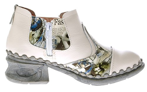 TMA , Chaussures à tige basse femme Weiß Creme
