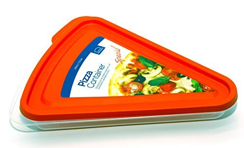 Pizza Slice Container, Tray And Saver, 2 Pack