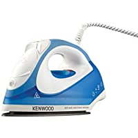 Kenwood ISP100BL Steam Iron-Blue, 2200 Watt