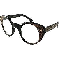 Revive Eyewear Damen Sonnenbrille Braun Leopard