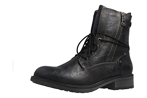 MUSTANG Shoes Boots in Übergrößen Blau 1264-604-820 große Damenschuhe, Größe:43