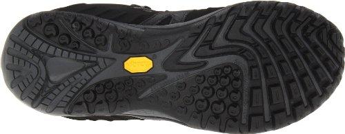 Merrell Siren Sport 2 escursione impermeabile di scarpe Black/Damson