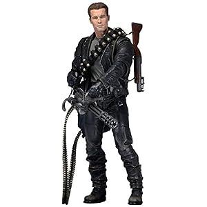 NECA Terminator 2 Figura Ultimate Terminator T-800 18 cm 2