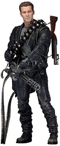 NECA Terminator 2 Figura Ultimate Terminator T-800 18 cm 1