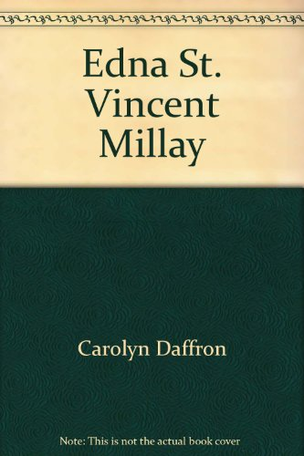 Edna St. Vincent Millay (American women of achievement)