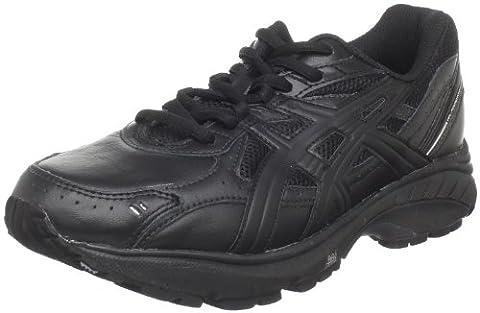 Asics Gel-Foundation Walker Hommes US 9.5 Noir Chaussure de Marche