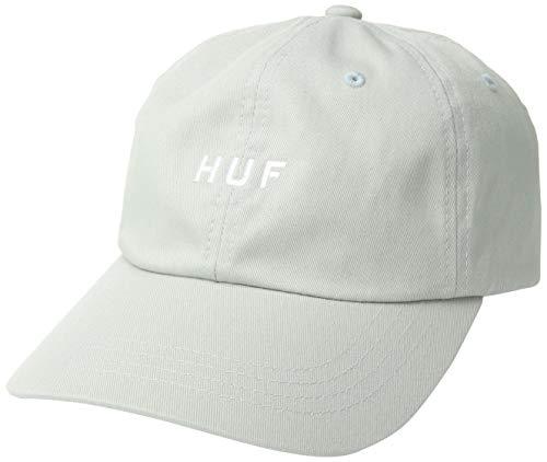 HUF Herren OG Logo Curved Visor HAT Mütze, Cloud Blue, Einheitsgröße