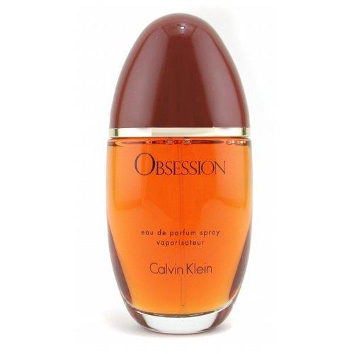 CALVIN KLEIN - OBSESSION Eau De Parfum vapo 100 ml-mujer