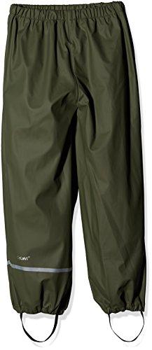 Celavi Rainwear Pants Solid, Pantalones impermeable para niños Celavi
