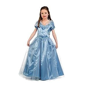 Limit - Disfraz Princesa de Cristal infantil, talla 5, 9-11 años