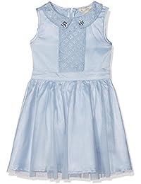 Uttam Boutique Girl's Sequin Collar Dress