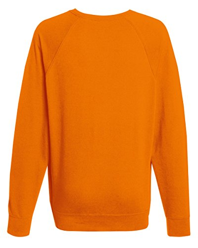 Fruit of the Loom - Sweat à capuche -  Femme grand Orange