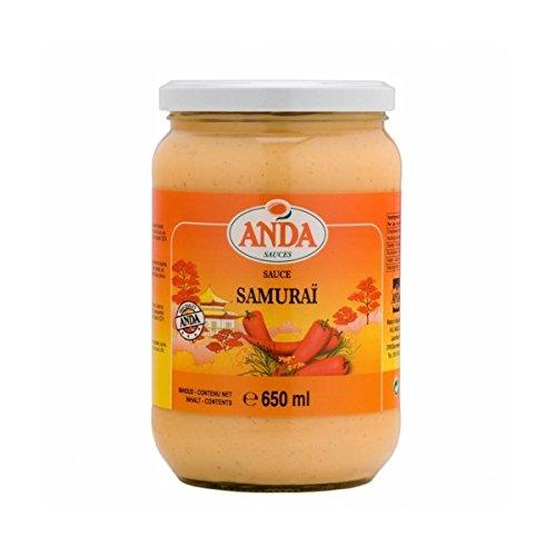 Anda - Sauce Samouraï 650 Ml