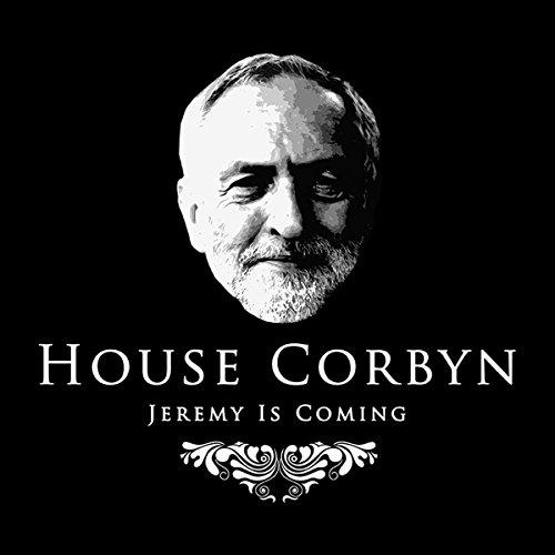 Jeremy Corbyn Game Of Thrones House Men's Vest Black