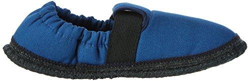 Kitz - Pichler Roy, chaussons d'intérieur mixte enfant Blau (Blau Uni)