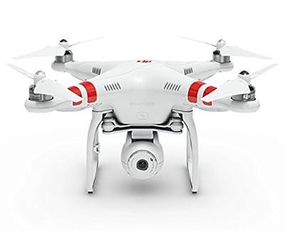DJI Phantom 2 Vision Aerial UAV Drone Quadcopter with Built in 2.4 GHz Camera