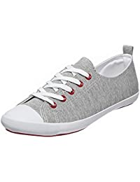 Dorotennis Chaussure Tennis, Baskets mode femme Gris Chiné A999106635 Taille 36