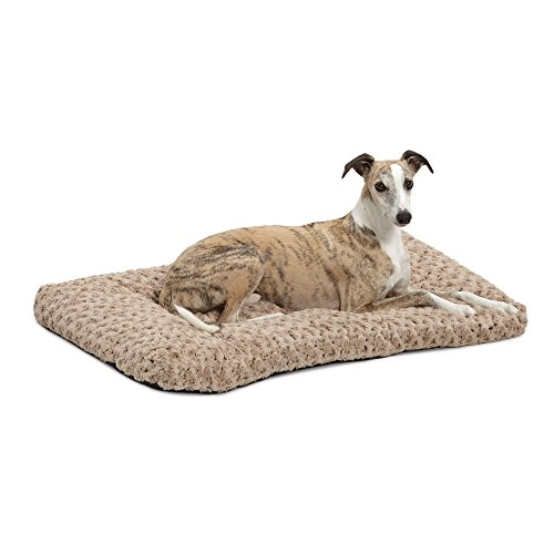 Midwest Homes for Pets Midwest Quiet Time-Luxushundebett, braun (88,90x58,42cm)
