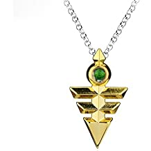 collana zexal yuma chiave del re king's key cosplay necklace halskette Pidak Shop