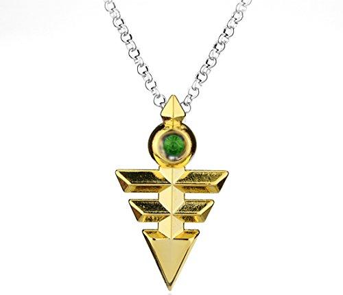 collana zexal yuma chiave del re king's key cosplay necklace halskette Pidak Shop