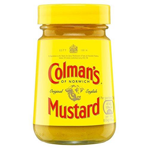 Colmans ursprüngliche englische Senf 100g -