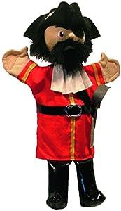 Sycomore - Marioneta Capitán Pirata (MA35031)