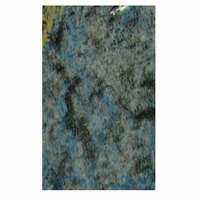 Wachsplatte 80x220 mm, 1 Stück, Marmor Silber-Blau [Spielzeug]