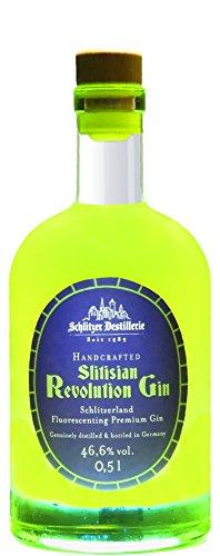 Schlitzer Gin Slitisian Revolution 46,6% vol. 0,5l