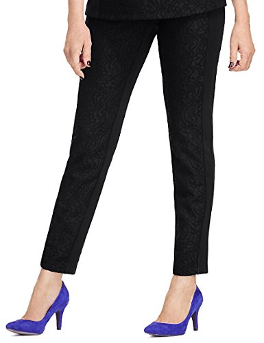 marks-and-spencer-pantaloni-donna-black-36-corto