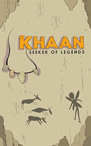 Book For Kids: Khaan Seeker Of Legends (Children's Book About A Young Caveman Who Became The First Tooth Fairy, Dinosaur, Ages 3-5, Picture Book, Preschool ... book, Bedtime Story) (English Edition) Lenox Tiere