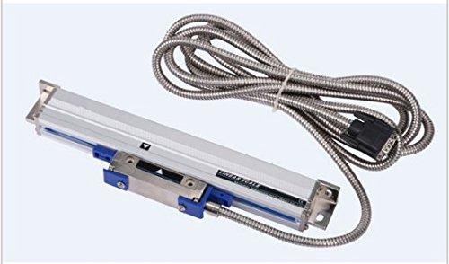 GOWE WTB50,005mm 700mm cristal lineal tremel torno accesorios lineal posición del transductor para Spark Máquina CNC