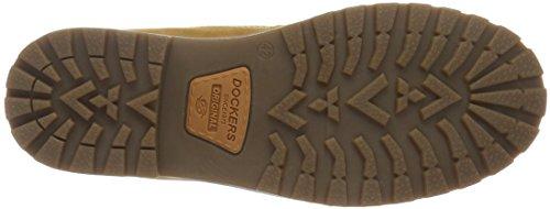 Dockers by Gerli Herren 35ve106-300 Combat Boots Gelb (golden tan 910)