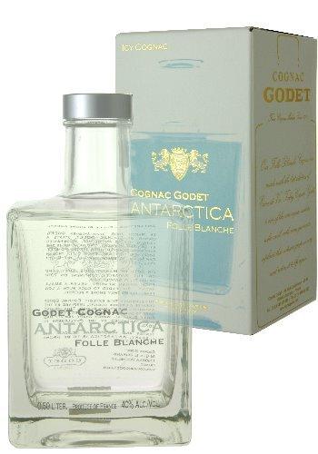 Preisvergleich Produktbild Cognac Godet Icy Cognac Antarctica