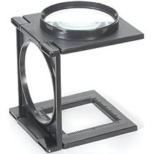 Velleman VTMG1 lente de aumento y - Lupa (60 mm, Negro, 1 piezas)