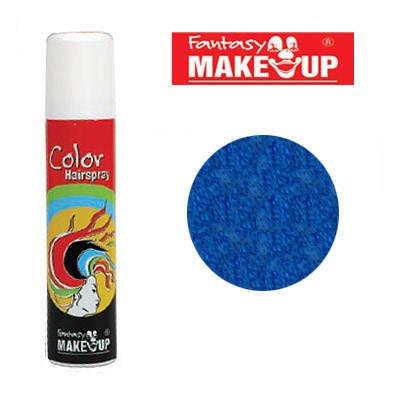 PARTY DISCOUNT ® Glitter-Haar-Spray, 75ml, Glitter-Blau
